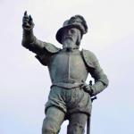 Image of Juan Ponce de Leon sculpture